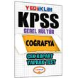 2015 KPSS Co�rafya �ek Kopart Yaprak Test Yediiklim Yay�nlar�