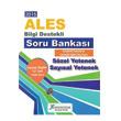 2015 ALES Say�sal ve S�zel Yetenek Soru Bankas� X Yay�nlar�