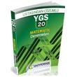 YGS Ustas�ndan ��z�ml� 20 Matematik Denemeleri G�vender Yay�nlar�