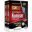2015 EGM Komiser Yard�mc�l��� ve R�tbe Terfi �al��ma Kitab� (2 C�lt) Mustafa Kemal Tolunay -2.Bask�