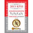 2015 KPSS Anayasan�n Pusulas� Tamam� ��z�ml� Soru Bankas� Kitapc�m.biz Yay�nlar�