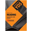 YDS Read�ng Preparat�on For Karaca E�itim Merkezi