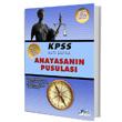 2015 KPSS Anayasa`n�n Pusulas� Konu Anlat�ml� Alt� �apka Yay�nlar�