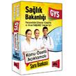 2015 GYS Sa�l�k Bakanl��� Konu �zetli A��klamal� Soru Bankas� Yarg� Yay�nlar�
