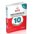 2015 GYS Sa�l�k Bakanl��� 10 Deneme S�nav�  Data Yay�nlar�