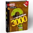 2015 KPSS Tarih 3000 Mod�ler Soru Bankas� Ankara Kariyer Yay�nlar�