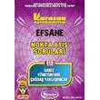 4.S�n�f 8.Yar�y�l Kamu Y�netiminde �a�da� Yakla��mlar Nokta At�� Sorular Kod:819 Karacan Yay�nlar�