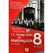 8.S�n�f T.C �nkilap Tarihi ve Atat�rk��l�k Test Kitab� Bat� Akademi Yay�nlar�