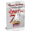 2015 �ABT Co�rafya ��retmenli�i 6+1 Deneme S�nav� Lider  Yay�nlar�