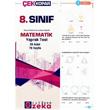 8. S�n�f Matematik Yaprak Test ��leyen Zeka Yay�nlar�