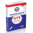 2015 GYS ��i�leri Bakanl��� Merkez ve Ta�ra Te�kilat� Konu Anlat�ml� Soru Bankas� Data Yay�nlar�