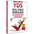 2015 YDS Kelime Sorular ve ��z�mleri (Yeni Sisteme Uygun) Yarg� Yay�nlar�
