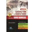 2015 KPSS Herkes i�in Analitik �a�da� T�rk ve D�nya Tarihi Konu �zetli Soru Bankas� Yay�n Denizi Yay�nlar�