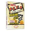 2015 ALES Tamam� ��z�ml� 7 Deneme S�nav� Yediiklim Yay�nlar�