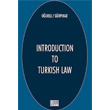 Introduction To Turkish Law Oniki Levha Yay�nlar�