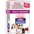 2015 GYS Adalet Bakanl��� �ef, Koruma ve G�venlik Amiri ��in ��z�ml� Soru Bankas� Yarg� Yay�nlar�