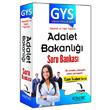 2015 GYS Adalet Bakanl��� Tam �sabet Seri Soru Bankas� Kitapse� Yay�nlar�