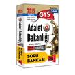 2015 GYS Adalet Bakanl��� Konu �zetli Tamam� ��z�ml� A��klamal� Soru Bankas� Yarg� Yay�nlar�
