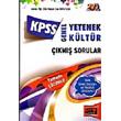2012 KPSS Genel Yetenek Genel K�lt�r ��km�� Sorular Tamam� ��z�ml� Yarg� Yay�nlar�