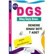 2015 DGS 7 Deneme S�nav Seti X Yay�nlar�