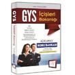 2015 GYS ��i�leri Bakanl��� A��klamal� Soru Bankas� 657 Yay�nlar�