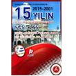 YGS-LYS Tarih - Co�rafya - Felsefe Grubu 15 Y�l�n ��km�� Sorular� ve ��z�mleri A Yay�nlar�