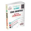 9. S�n�f T�rk Edebiyat� ��retmenin ��z�m Kitab� Edit�r Yay�nevi