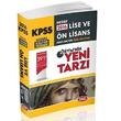 2016 KPSS Lise Ön Lisans Konu Anlatımlı Tek Kitap Data Yayınları
