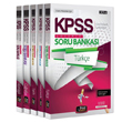 2016 KPSS Genel K�lt�r Genel Yetenek ��z�ml� Soru Bankas� Seti Beyaz Kalem Yay�nlar�