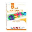 7. S�n�f Matematik ��z�ml� Soru Bankas� S�nav Yay�nlar�