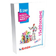 8.S�n�f T�rk�e 15x20 Deneme S�nav Dergisi Yay�nlar�