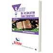 9.S�n�f Dil ve Anlat�m T�rk Edebiyat� ��z�ml� Soru Bankas� S�nav Dergisi Yay�nlar�