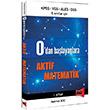 2016 KPSS YGS ALES DGS ve 9. S�n�flar i�in 0 dan Ba�layanlara Aktif Matematik Kitab� Yarg� Yay�nlar�