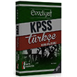 2016 KPSS Evveliyat Türkçe Konu Anlatımlı İsem Yayınları