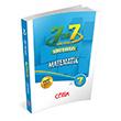 7.Sınıf 7 de 7 Tam İsabet Matematik Soru Bankası Çözüm Yayınları