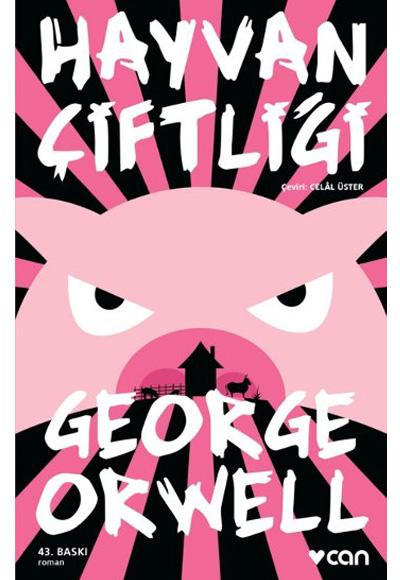 Hayvan Ciftligi George Orwell Can Yayinlari 9789750719387