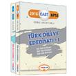 2016 �ABT T�rk Dili ve Edebiyat� ��retmenli�i Konu Anlat�ml� Mod�ler Set Yediiklim Yay�nlar�