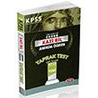 2016 KPSS Genel Yetenek Genel Kültür Kazı Bil Anında Öğren Çek Kopar Yaprak Test Data Yayınları