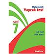 7. Sınıf Matematik Yaprak Test Tudem Yayınları