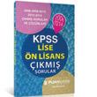 2016 KPSS Lise Ön Lisans Çıkmış Sorular ve Çözümleri Puan Akademi Yayınları