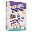 2016 ÖABT Alan Eğitimi Ortaöğretim Matematik Öğretmenliği Tamamı Çözümlü Soru Bankası Yediiklim Yayınları