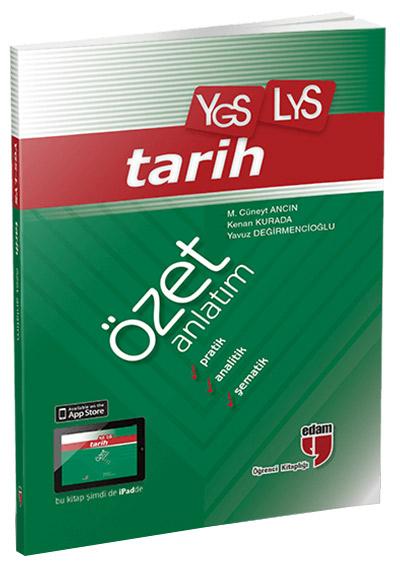 Ygs Lys Tarih özet Anlatımlı Cep Kitabı özet Yayınları 9786055168612