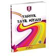 8. S�n�f Yar�y�l Tatil Kitab� Anafen Yay�nlar�
