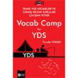 2016 YDS Vocab Camp for Pegem Yayınları