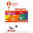 6. Sınıf Matematik Örnek Test Çözümlü Soru Bankası Sınav Dergisi Yayınları