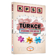 2016 KPSS Türkçe Uygulamalı Ders Notları Yediiklim Yayınları
