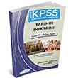 2016 KPSS Tarihin Doktrinin Çözümlü Soru Bankası Doktrin Yayınları