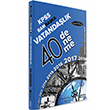 2016 KPSS Bambaşka Vatandaşlık 40 Deneme Başka Yayınları