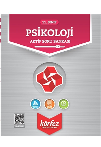 11sınıf Psikoloji Aktif Soru Bankası Körfez Yayınları 9786051393995