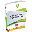 5. Sınıf Tüm Dersler Konu Anlatımlı Anafen Yayınları